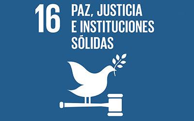 Reflexionemos sobre el ODS 16