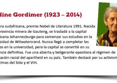 14._N.Gordimer