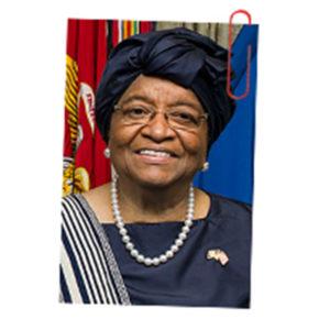 Ellen J.Sirleaf