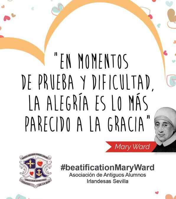 Por la beatificación de Mary Ward