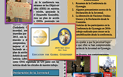 Hacia la Ciudadanía Global (II)