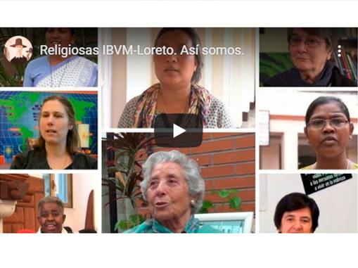 Asi somos las religiosas IBVM Loreto