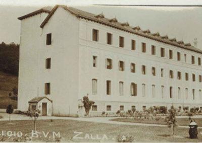 Colegio BVM Irlandesas en Zalla