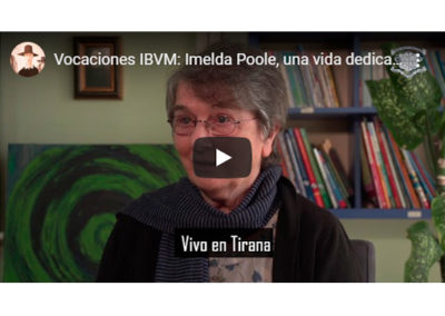 Imelda Poole, Ibvm de Inglaterra