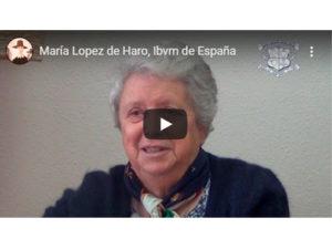 María Lopez de Haro, Ibvm de España