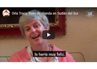 Orla Treacy, Ibvm de Irlanda en Sudán del Sur