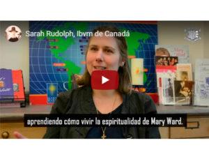 Sarah Rudolph, Ibvm de Canadá