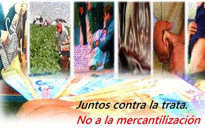Grupo Intereclesial contra la trata de seres humanos
