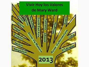 Semana de Mary Ward 2013