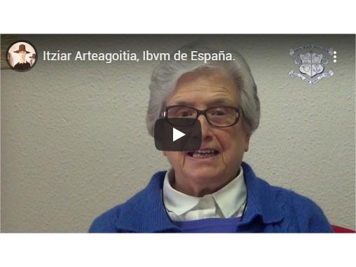 Itziar Arteagoitia, Ibvm de España.