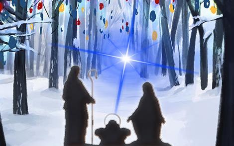 Nuestros mejores deseos en esta Navidad
