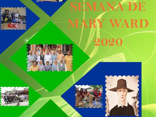 Celebramos la semana de Mary Ward 2020