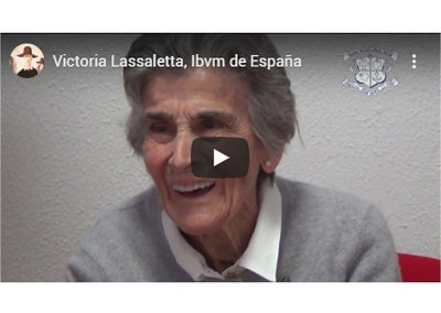 Victoria Lassaletta, Ibvm de España