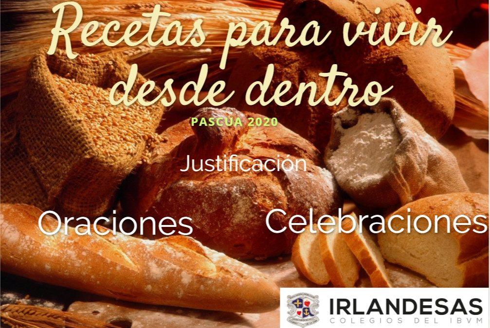 Celebrar #DesdeDentro la Pascua2020