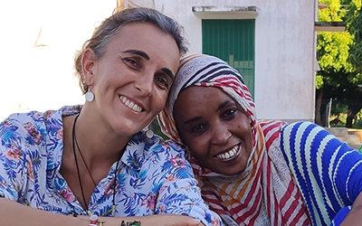 María Parga «En la vida, es muy importante intentar ponernos en la situación del otro»
