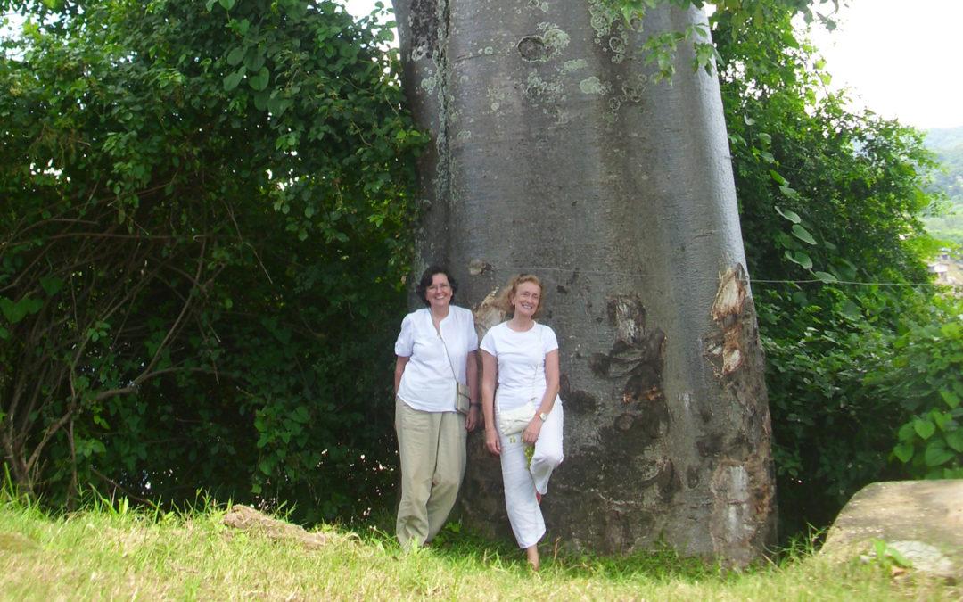Guadalupe y Lourdes Martín Laborda, desde el corazón de África Directo