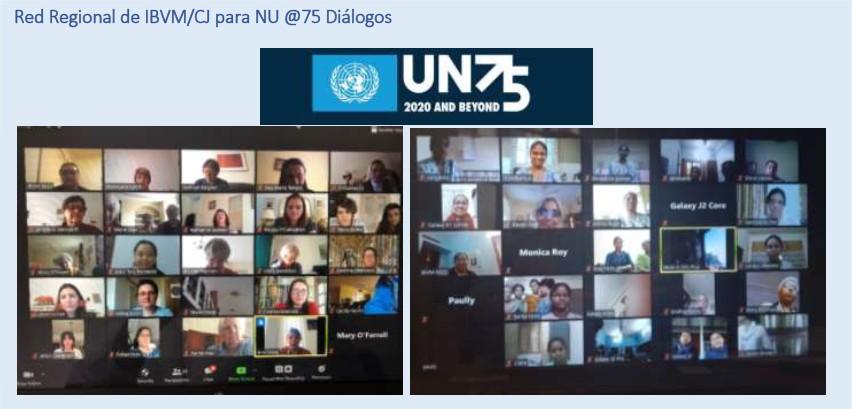 Noticias desde nuestra Oficina en Naciones Unidas