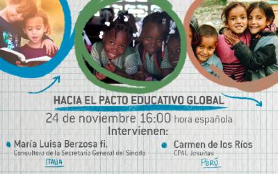 Hacia un pacto educativo global