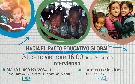 Hacia un pacto educativo global