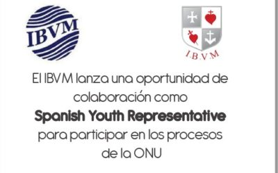 IBVM Spanish Youth Representative